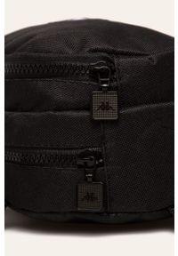 Czarna torba podróżna Kappa