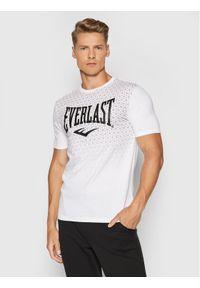 EVERLAST - Everlast T-Shirt 2012717-34 Biały Regular Fit. Kolor: biały