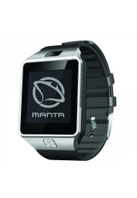 Smartwatch Manta Ma427 Czarny (MA427). Rodzaj zegarka: smartwatch. Kolor: czarny