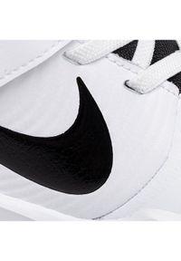 Białe buty zimowe Nike