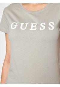 Guess T-Shirt O1GA22 K8HM0 Szary Regular Fit. Kolor: szary