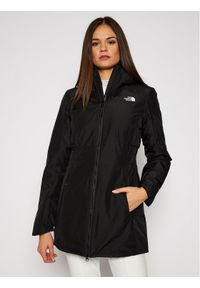Czarna parka The North Face