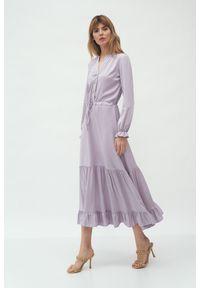 Sukienka Nife z falbankami