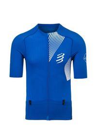Compressport - T-shirt COMPRESSPORT TRAIL POSTURAL SS. Materiał: tkanina. Sport: fitness
