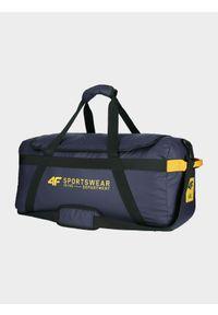 Niebieska torba sportowa 4f