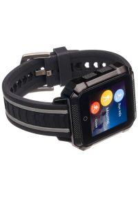 Czarny zegarek GARETT sportowy, smartwatch #3