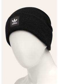 Czarna czapka adidas Originals