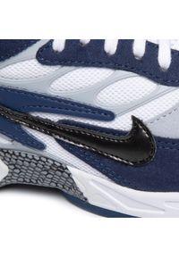 Niebieskie buty sportowe Nike z cholewką, Nike Zoom, na co dzień