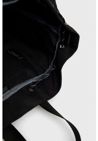Doughnut - Plecak Pyramid. Kolor: czarny. Materiał: włókno