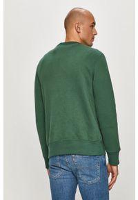 Polo Ralph Lauren - Bluza. Okazja: na co dzień. Typ kołnierza: polo. Kolor: zielony. Wzór: nadruk. Styl: casual