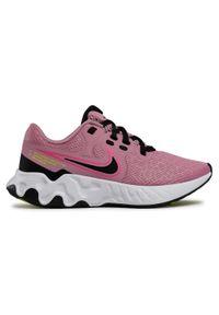 Różowe buty do biegania Nike #7