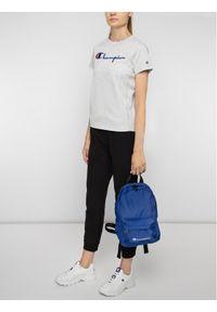 Champion T-Shirt 110992 Szary Regular Fit. Kolor: szary