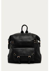 Czarny plecak ANSWEAR wakacyjny