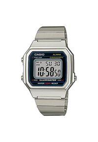 Srebrny zegarek Casio vintage