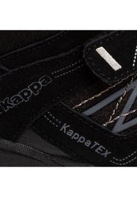 Czarne śniegowce Kappa