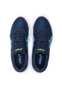 Niebieskie buty do biegania Asics