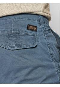 Niebieskie spodnie Superdry #5