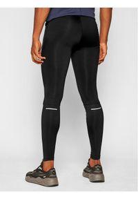 Czarne legginsy sportowe Asics