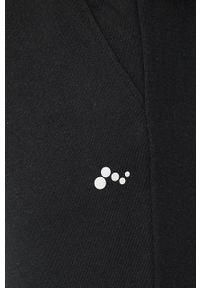 Only Play - Spodnie. Kolor: czarny. Materiał: materiał, dzianina, poliester, bawełna. Wzór: gładki #2