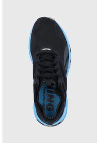 Reebok - Buty Hiit Tr. Nosek buta: okrągły. Zapięcie: sznurówki. Kolor: czarny. Materiał: guma, syntetyk, materiał. Szerokość cholewki: normalna #3
