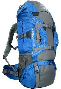 Niebieski plecak Highlander