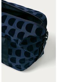 Niebieska torba podróżna Desigual Sport sportowa