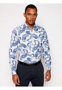 JOOP! - Joop! Koszula JSH-110Pejos-W 30026284 Biały Slim Fit. Kolor: biały