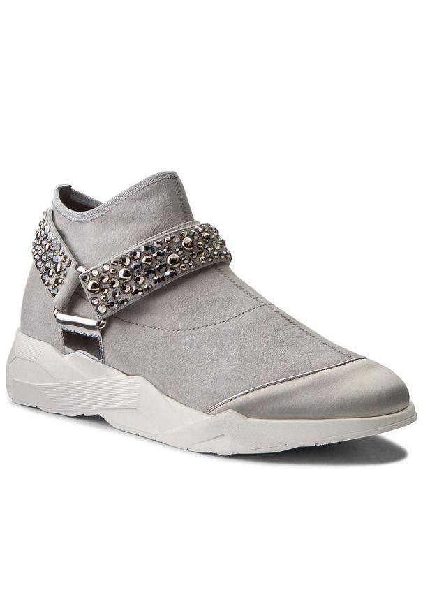 Szare buty sportowe Loriblu