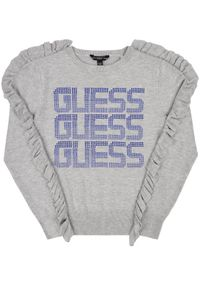 Szary sweter Guess