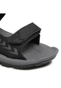 Czarne sandały trekkingowe Hi-tec
