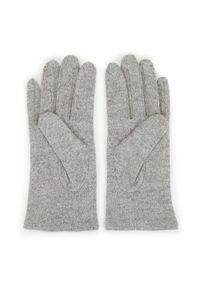 Rękawiczki Wittchen klasyczne, w kolorowe wzory