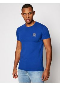 Niebieski t-shirt Converse