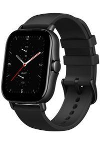 AMAZFIT - Amazfit smartwatch GTS 2e, Obsidian Black. Rodzaj zegarka: smartwatch. Kolor: czarny. Styl: elegancki, sportowy