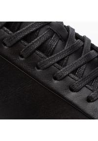 vagabond - Sneakersy VAGABOND - Zoe Platfo 4827-201-20 Black. Okazja: na co dzień. Kolor: czarny. Materiał: materiał, skóra. Szerokość cholewki: normalna. Styl: casual