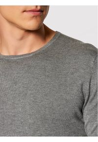 Only & Sons - ONLY & SONS Sweter Wyler 22020088 Szary Regular Fit. Kolor: szary #5