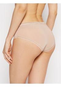 Calvin Klein Underwear Figi klasyczne 000QD3767E Beżowy. Kolor: beżowy