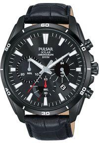 Zegarek Pulsar Zegarek Pulsar Solar męski chronograf PZ5063X1 uniwersalny