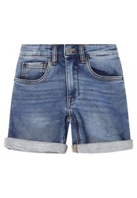 Niebieskie spodenki jeansowe Timberland