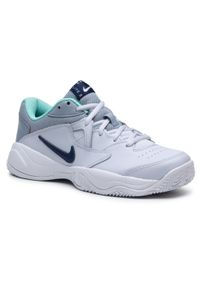 Szare buty do tenisa Nike Nike Court