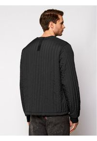 Czarna kurtka przejściowa Rains #9