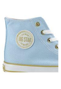 Big-Star - Trampki BIG STAR HH274449 Niebieski. Kolor: niebieski