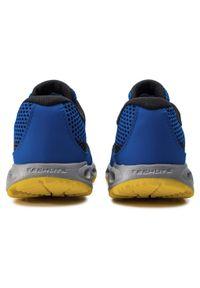 columbia - Trekkingi COLUMBIA - Youth Drainmaker IV BY1091 Stormy Blue/Deep Yellow 426. Kolor: niebieski. Materiał: skóra ekologiczna, skóra, materiał. Szerokość cholewki: normalna