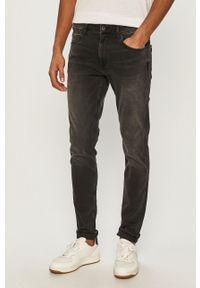 Cross Jeans - Jeansy Blake. Kolor: szary