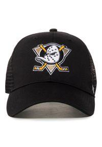 47 Brand - Czapka z daszkiem 47 BRAND - Nhl Anaheim Ducks Branson '47 Mvp H-BRANS25CTP-BKC Black. Kolor: czarny. Materiał: materiał, bawełna, poliester
