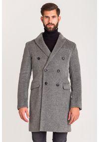 Płaszcz Emporio Armani w kolorowe wzory #4