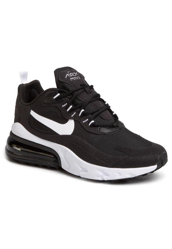 Czarne buty sportowe Nike z cholewką, Nike Air Max
