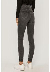 Szare jeansy Calvin Klein Jeans