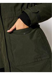 Zielona kurtka zimowa Didriksons