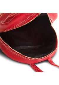 Czerwony plecak Creole elegancki