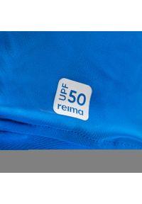 Reima - Czapka z daszkiem REIMA - Kilpikonna 518587 Blue 6680. Kolor: niebieski. Materiał: poliester, elastan, materiał